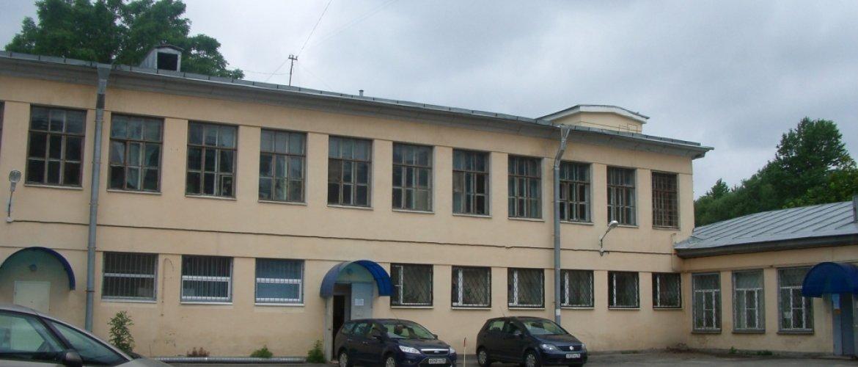 Техническое обследование   состояния строительных конструкций здания ветеринарной станции,  г. Санкт-Петербург, Лиговский пр., дом 291