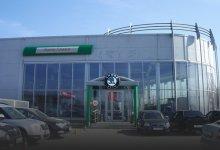 Техническое обследование строительных конструкций здания комплекса по  продаже и техническому обслуживанию автомобилей